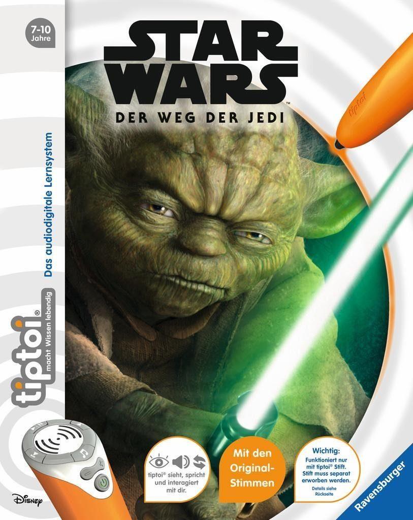 Ravensburger Buch, » tiptoi® Star Wars™ Der Weg der Jedi«