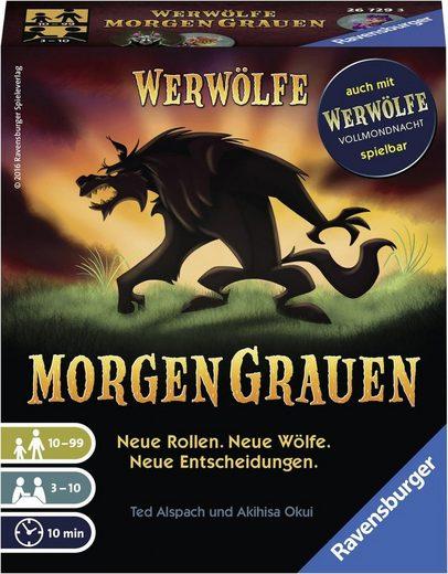 Ravensburger Spiel, »Werwölfe Morgengrauen«