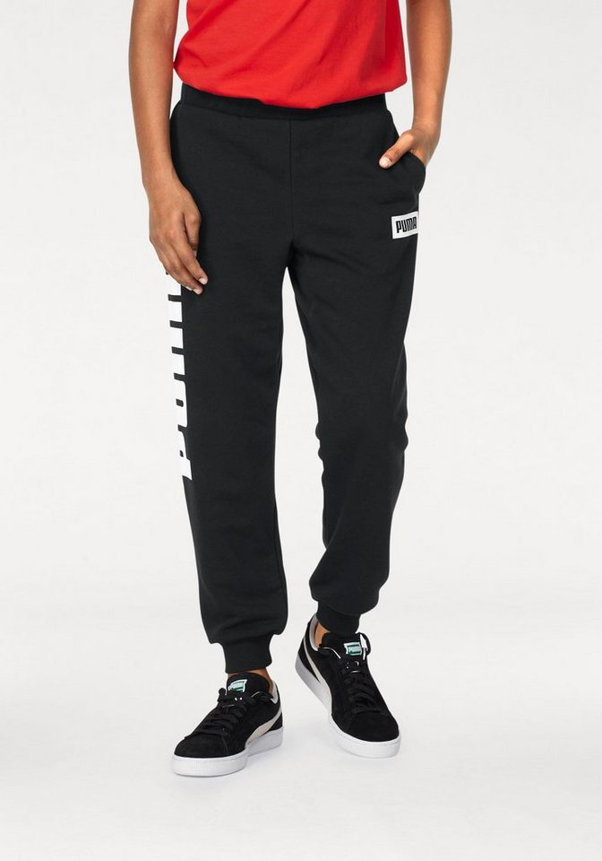 0191ad51f09afc PUMA Jogginghose »REBEL SWEAT PANTS« online kaufen