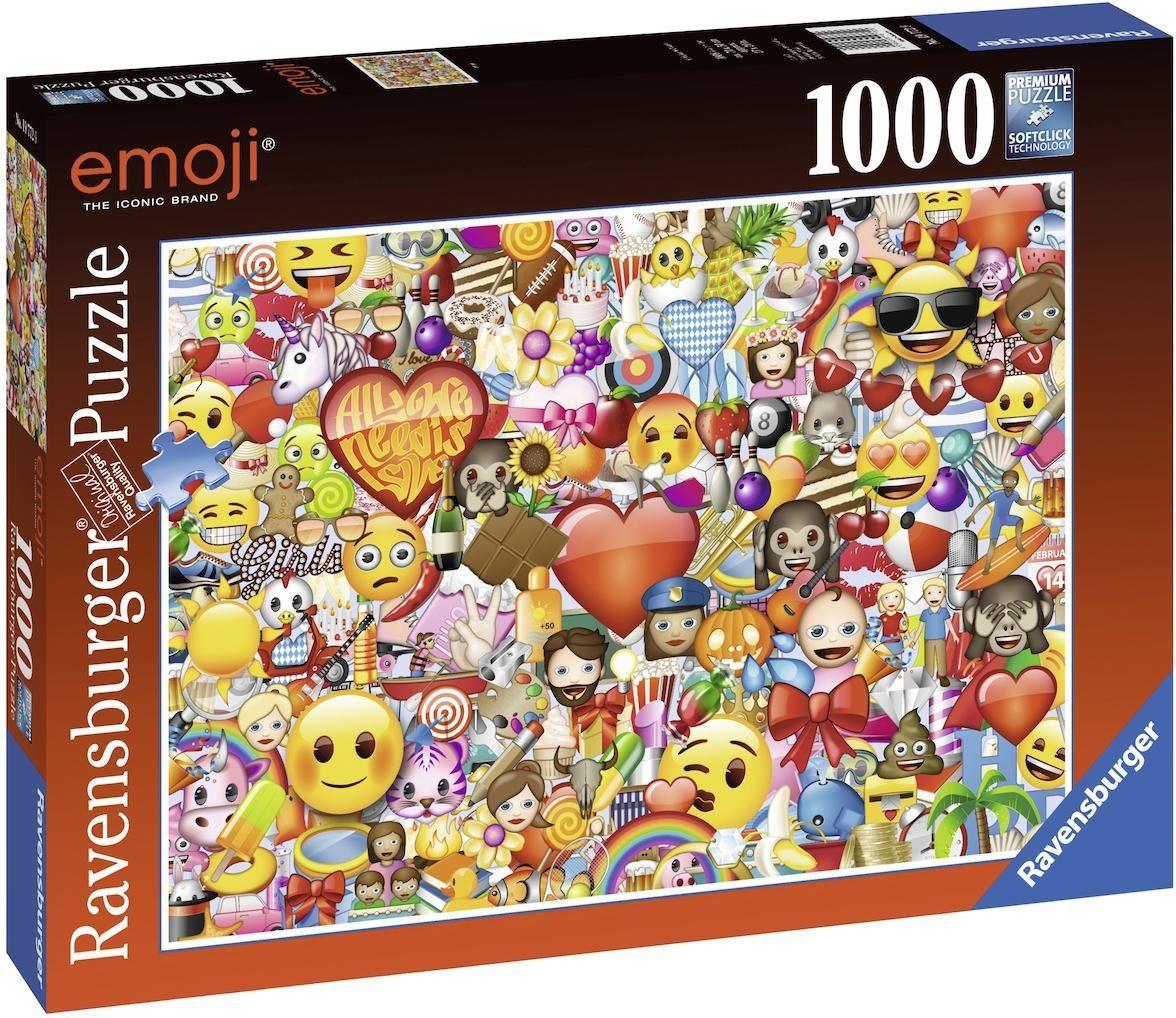 Ravensburger Puzzle, 1000 Teile, »Emoji®«