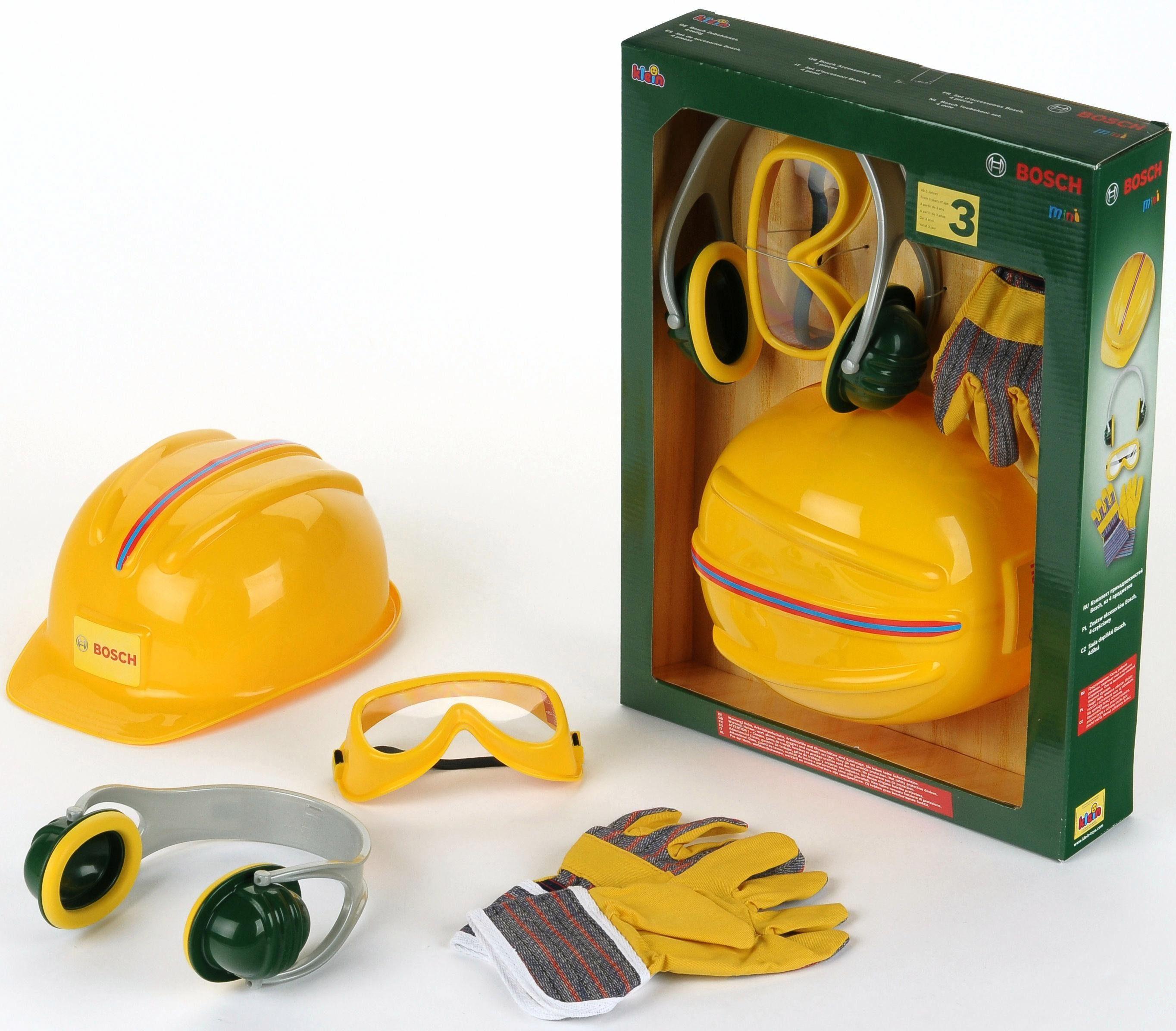 Klein Kinder Schutzausrüstung, »Bosch Zubehör Set«