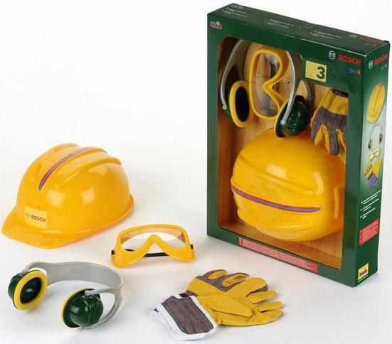 Klein Kinder-Schutzausrüstung »Bosch Zubehör Set«, (Set)