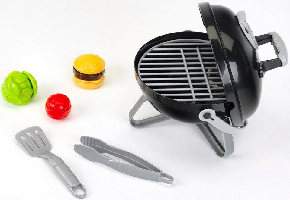 Klein kinder spiel kugelgrill smokey joe weber online for Weber grill klein