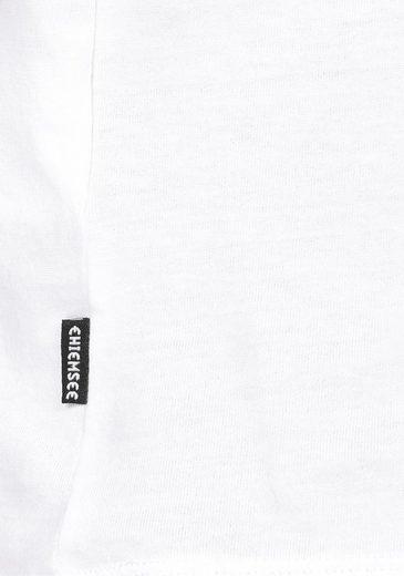 Chiemsee T-Shirt, GOTS (Shirt ist Global Organic Textile Standard zertifiziert)