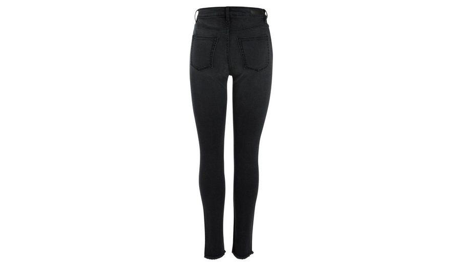 Günstige Spielraum Rabatt 100% Garantiert Pieces Kurz geschnittene Jeans Billig Verkauf Neuesten Kollektionen DH7pFqbGv