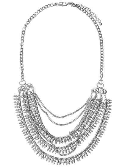 Pieces Große Halskette