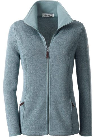 Collection L. флисовый пуловер с контр...