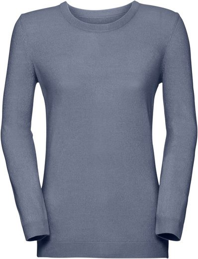 Classic Basics Pullover in pflegeleichter Qualität