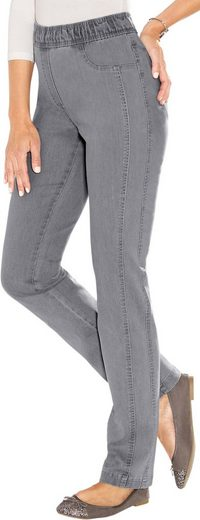 Classic Basics Jeans in Stretch-Qualität