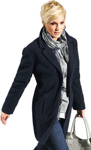 Collection L. Jacke in wunderbar leichter Flausch-Qualität