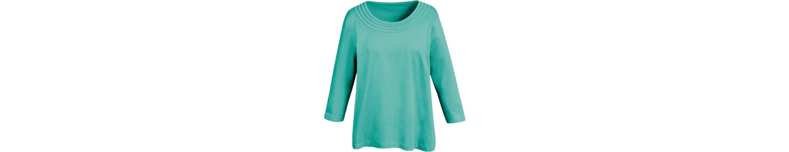 Fälschung Günstig Online Äußerst Classic Basics Shirt mit 3/4-Ärmel SsMd26cM9