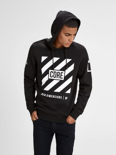 Jack & Jones Grafik- Sweatshirt