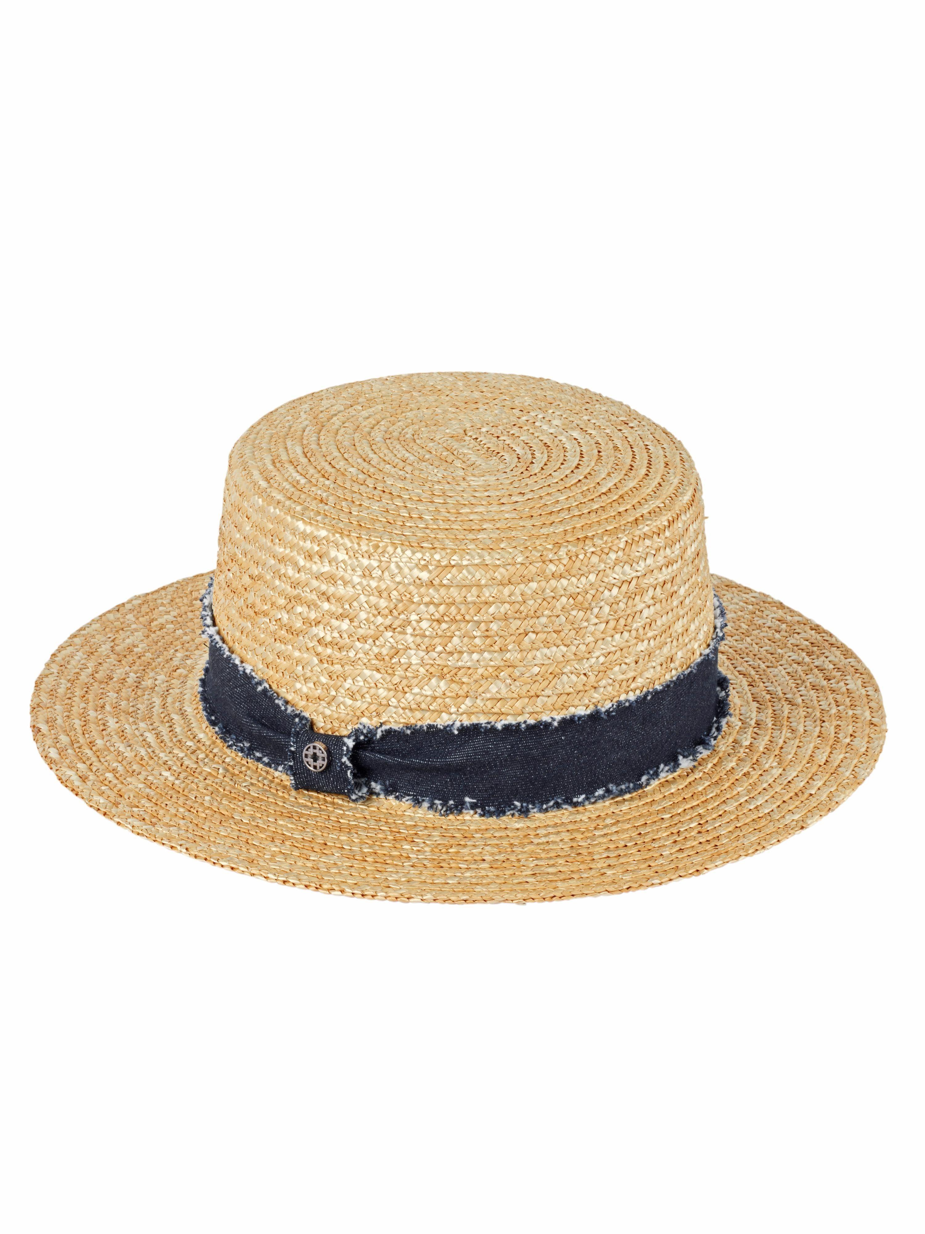Loevenich Hut mit Zierband