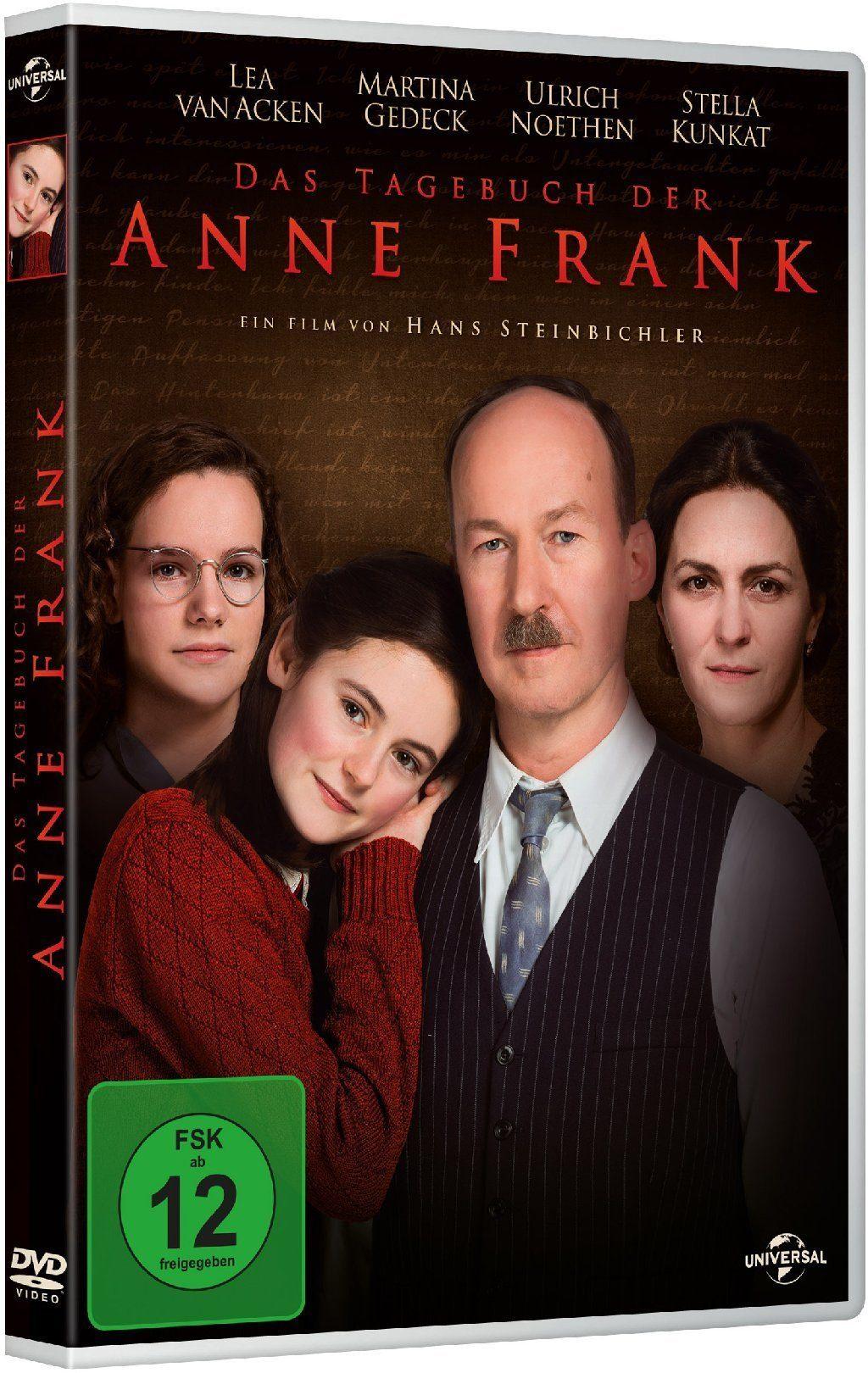 Universal Das Tagebuch der Anne Frank »DVD«