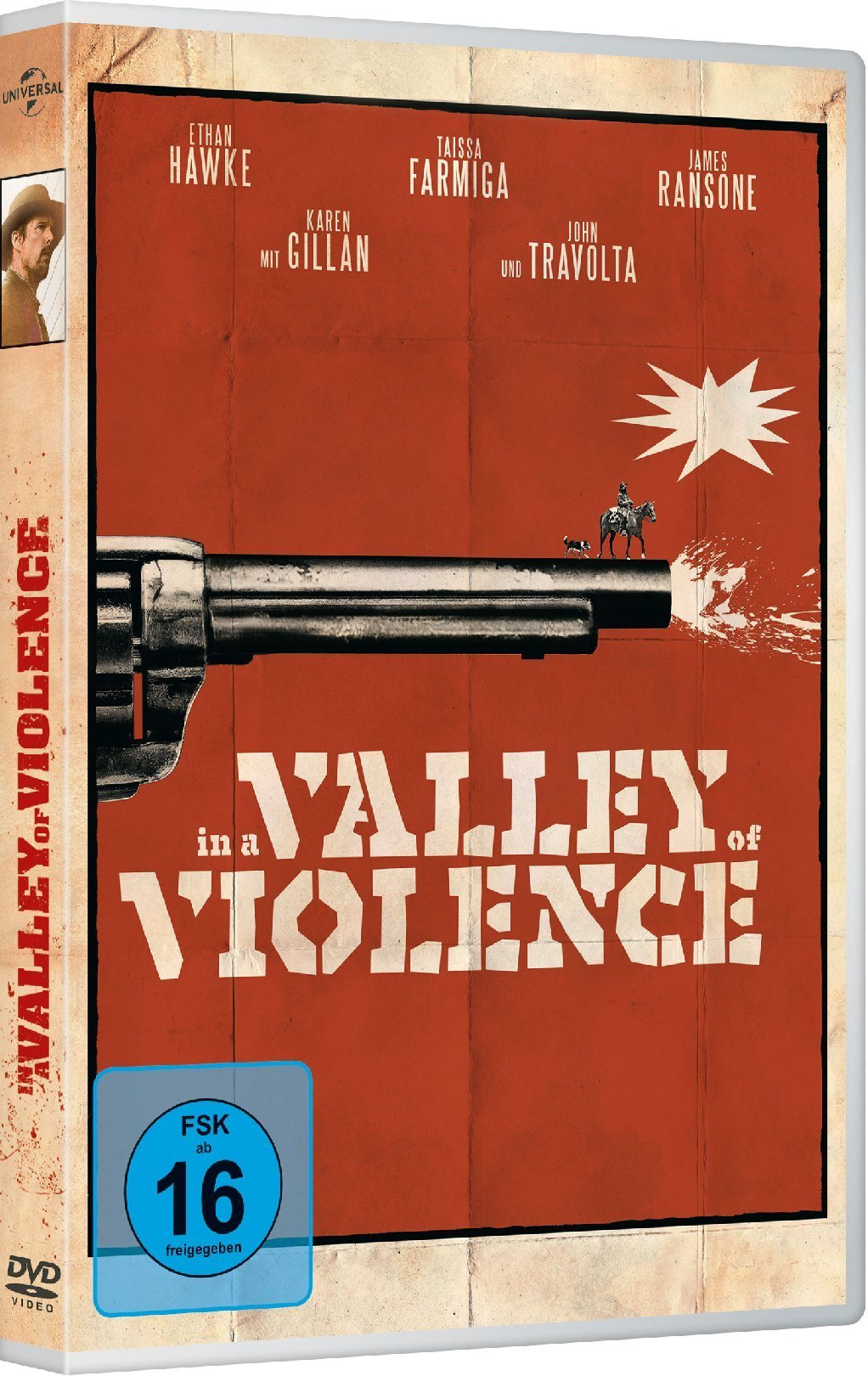 Universal In a Valley of Violence »DVD«