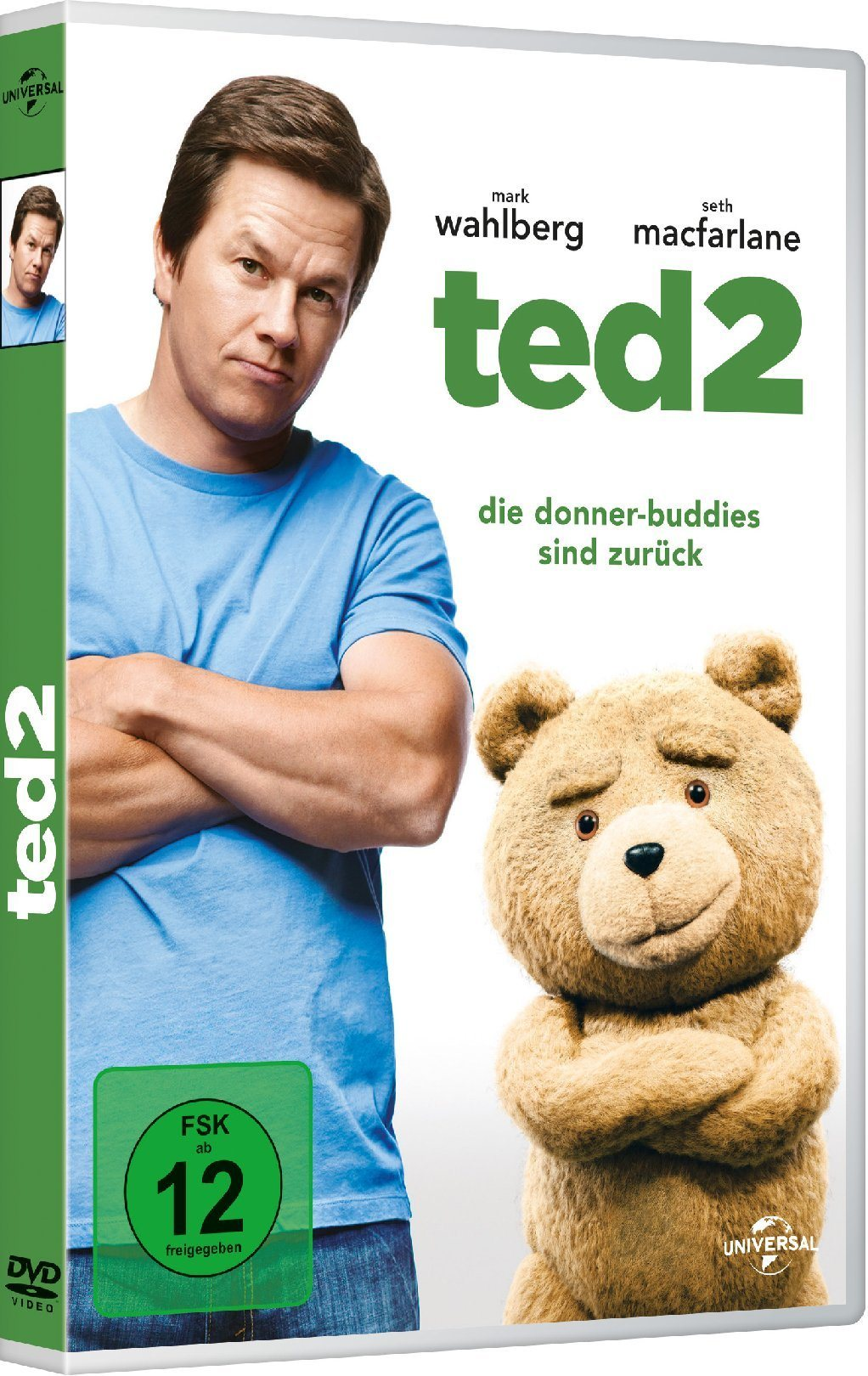 Universal Ted 2 »DVD«