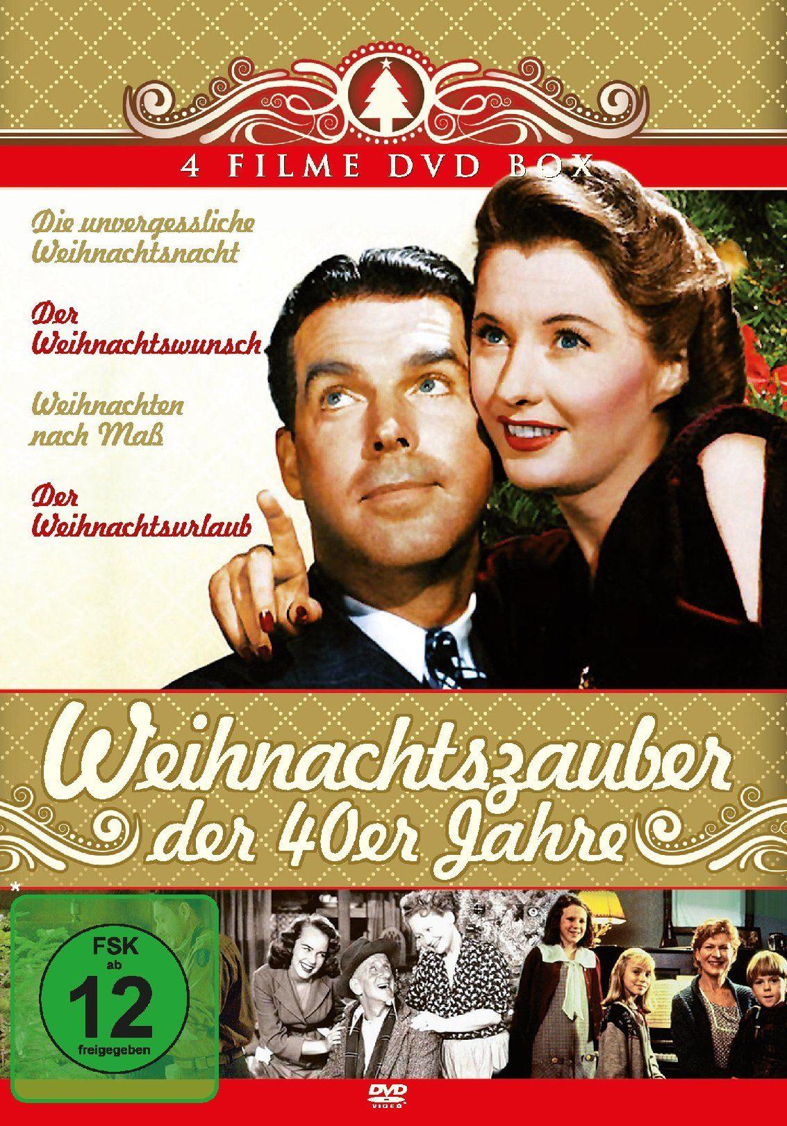 EuroVideo Weihnachtszauber der 40er Jahre »DVD«