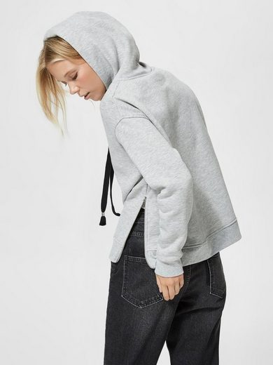 Selected Femme In lockerer Passform geschnittener Hoodie