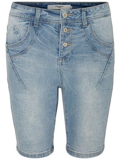 Vero Moda Antifit LW Jeansshorts