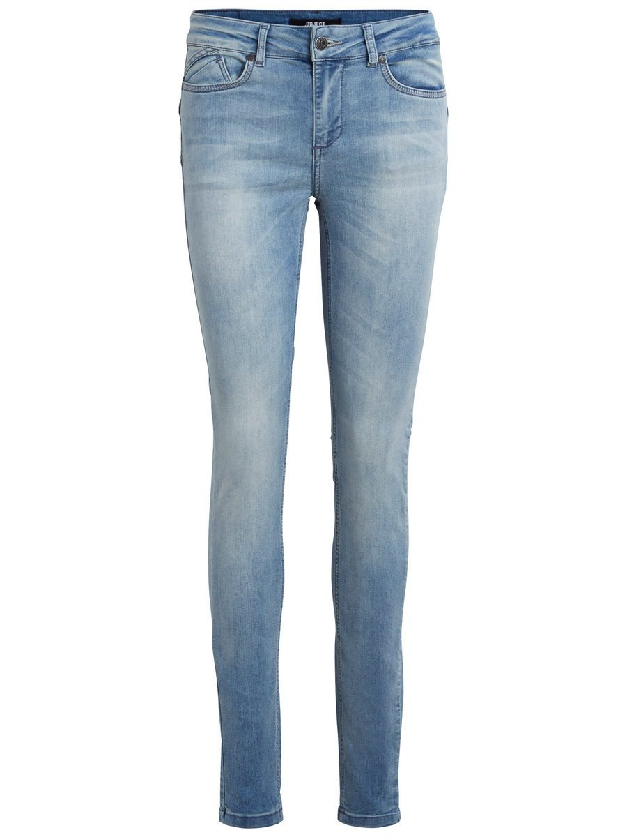 a2ba4bd0ee8be OBJECT Skinny Fit Jeans