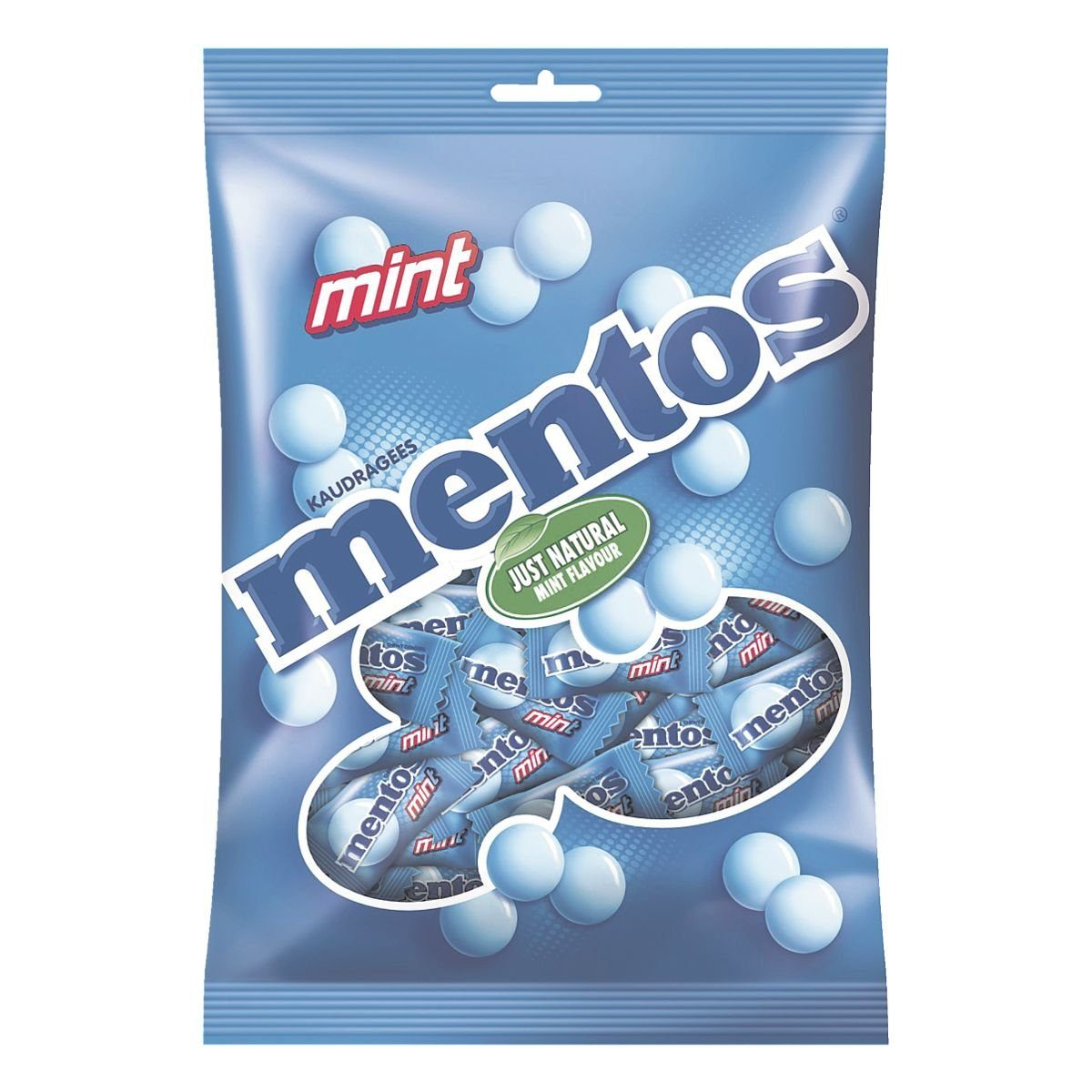 MENTOS Kaubonbons »Mint - Pillowpack«