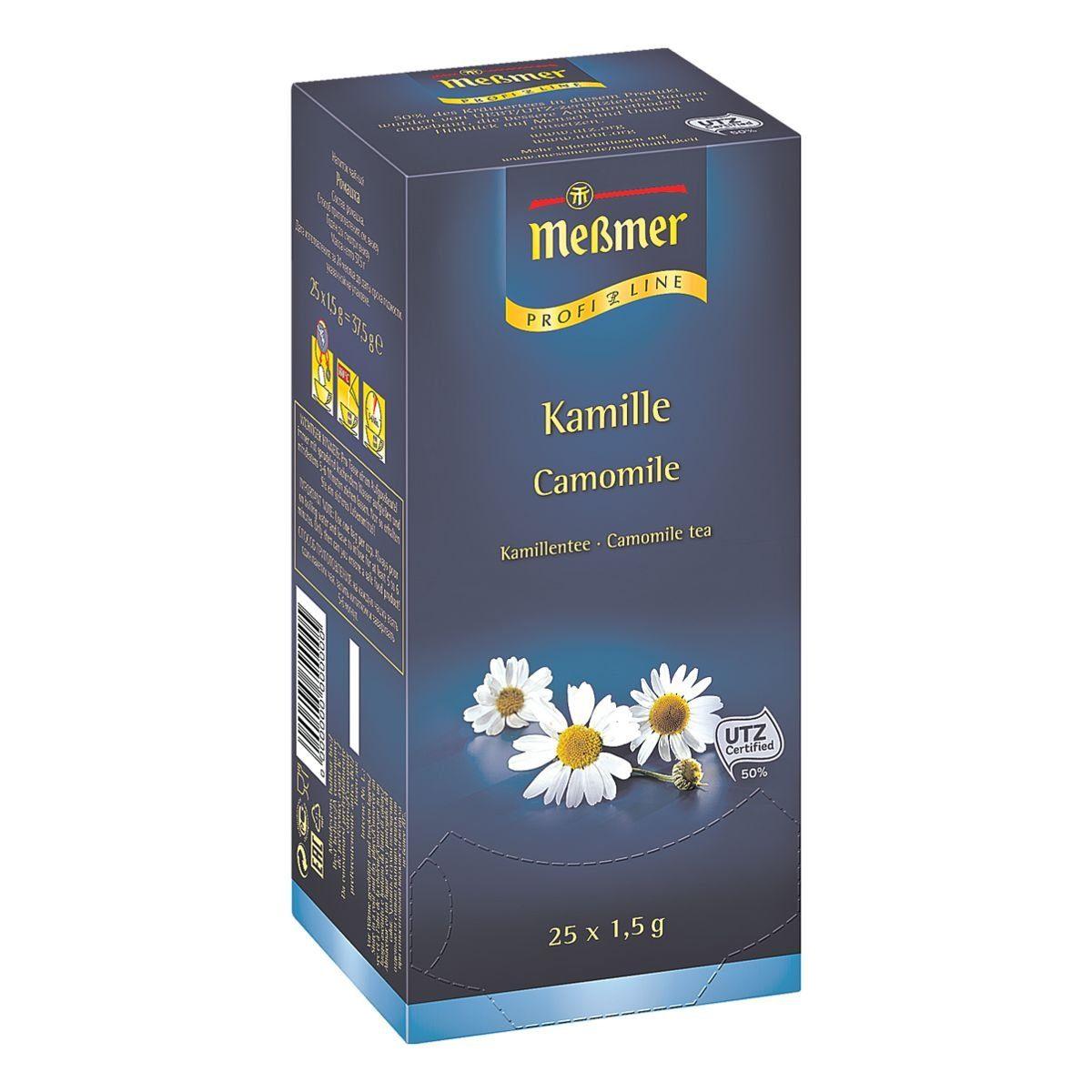 Meßmer Tee »Profi Line Kamille«
