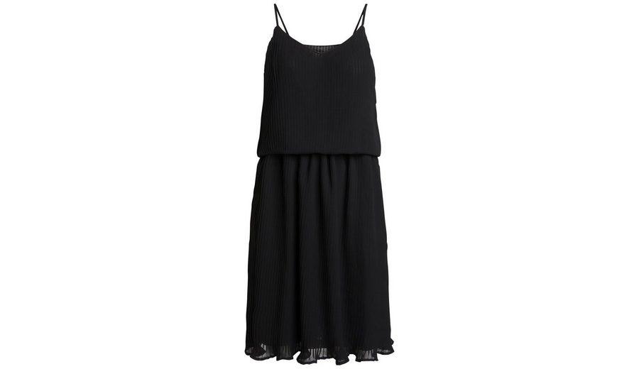 Pieces Ärmelloses Plissee- Kleid Rabatt Beste Preise DFyUz8Bh