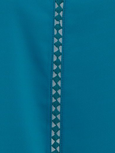 Paola Shirtbluse mit schöner Lochstickerei