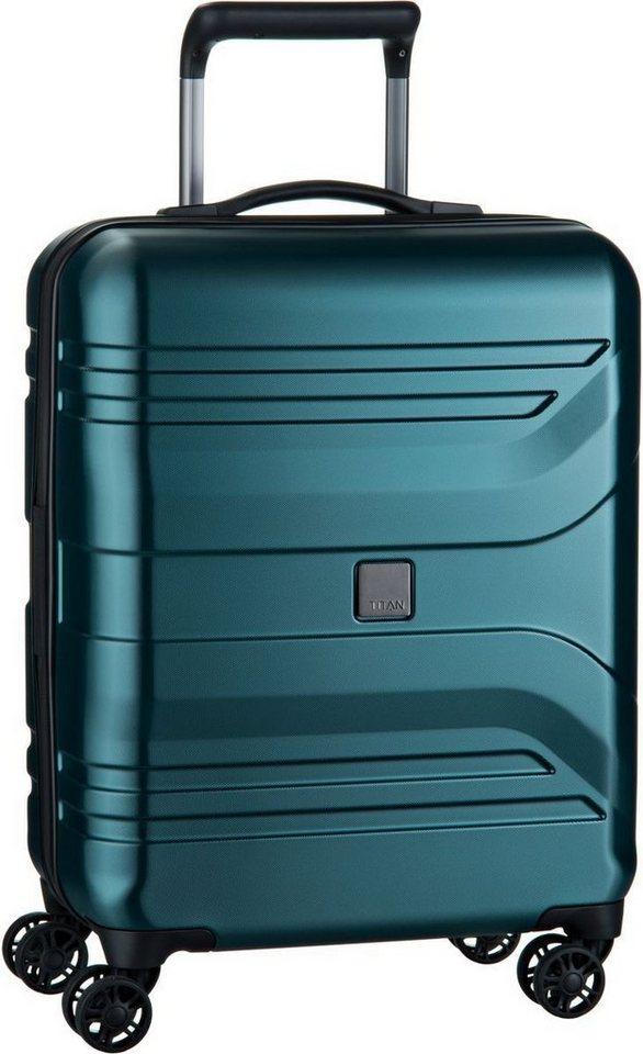 titan trolley koffer prior 4 wheel trolley s otto. Black Bedroom Furniture Sets. Home Design Ideas