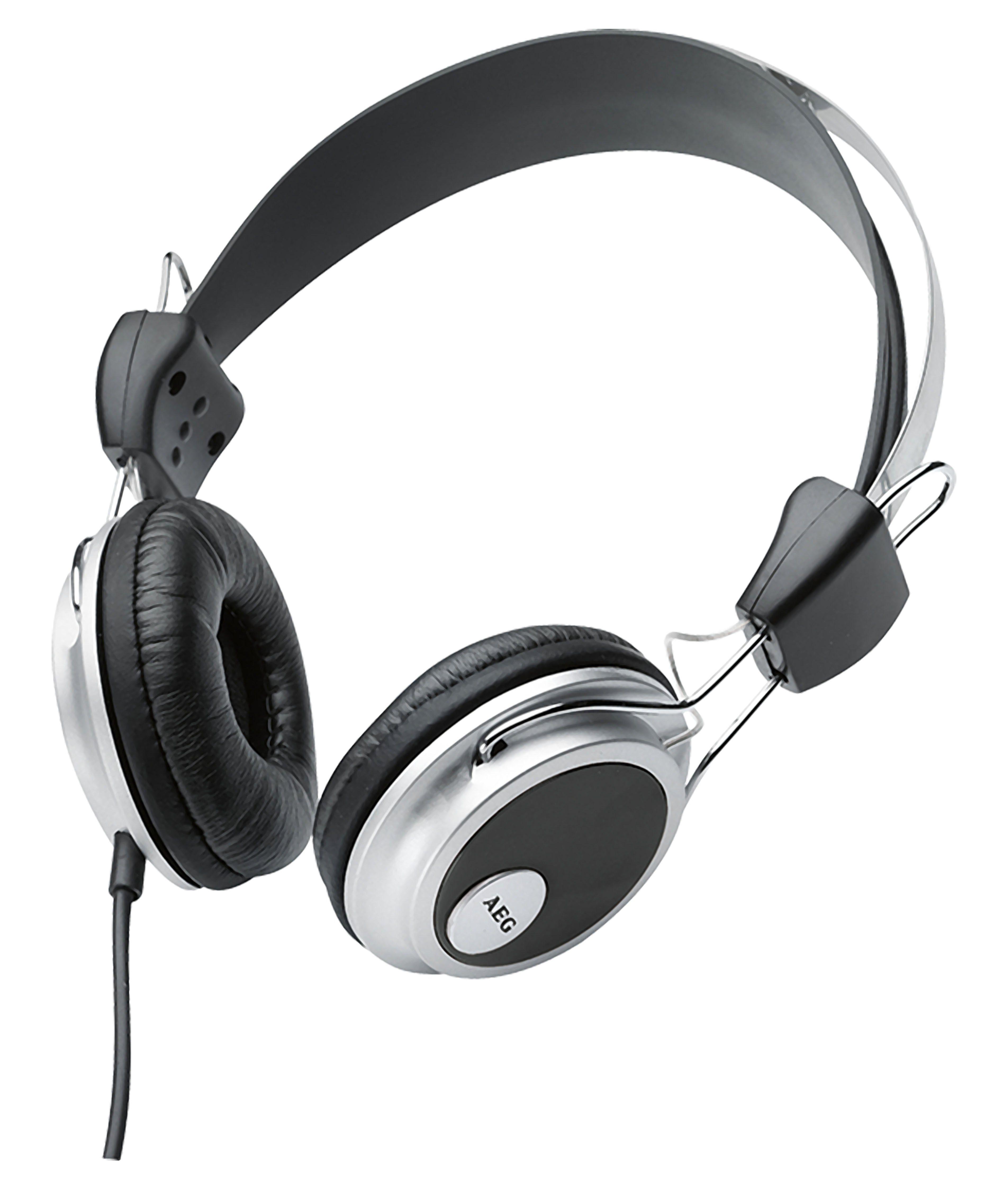 AEG Kopfhörer mit Edelstahlbügel »KH 4220«