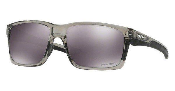 Oakley Herren Sonnenbrille »MAINLINK OO9264«, grau, 926431 - grau/schwarz