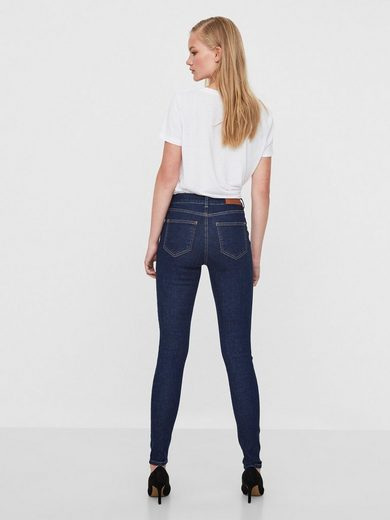 Noisy may Lucy NW Power-Shape- Skinny Fit Jeans