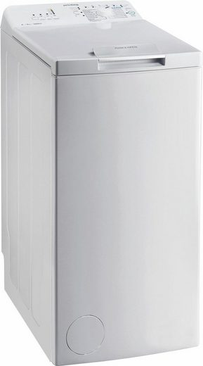 Privileg Waschmaschine Toplader PWT A51252P, 1200 U/Min