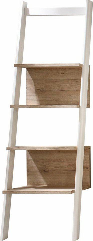 leiterregal seven online kaufen otto. Black Bedroom Furniture Sets. Home Design Ideas