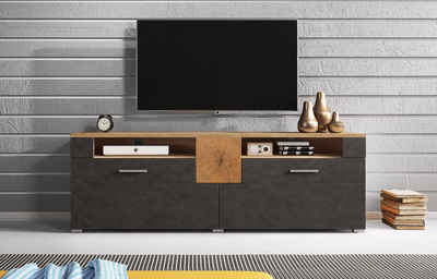 tv schrank wei g nstig. Black Bedroom Furniture Sets. Home Design Ideas