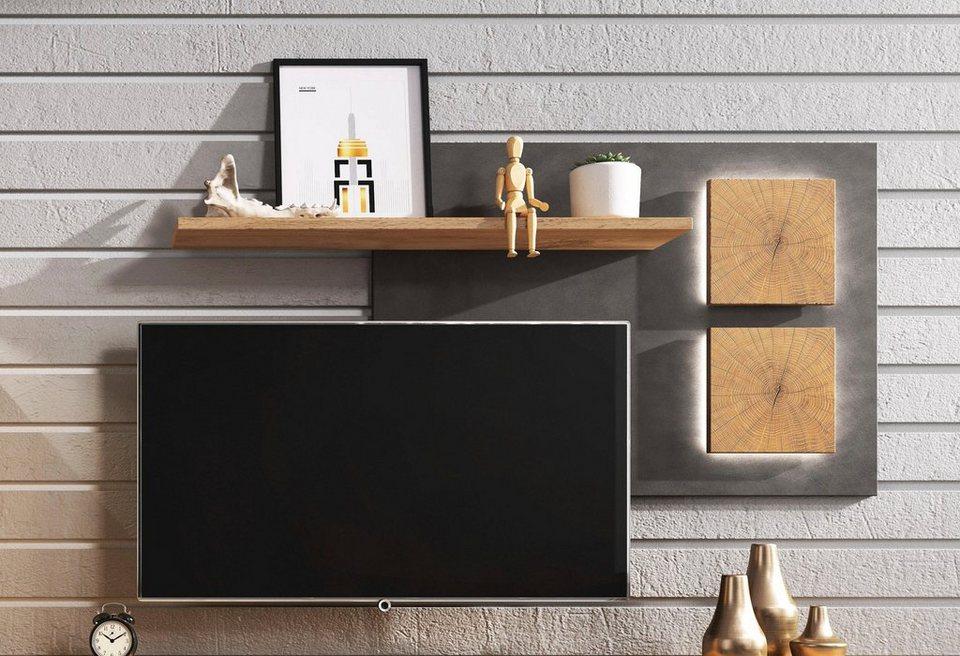 wandpaneel wobona breite 140 cm online kaufen otto. Black Bedroom Furniture Sets. Home Design Ideas