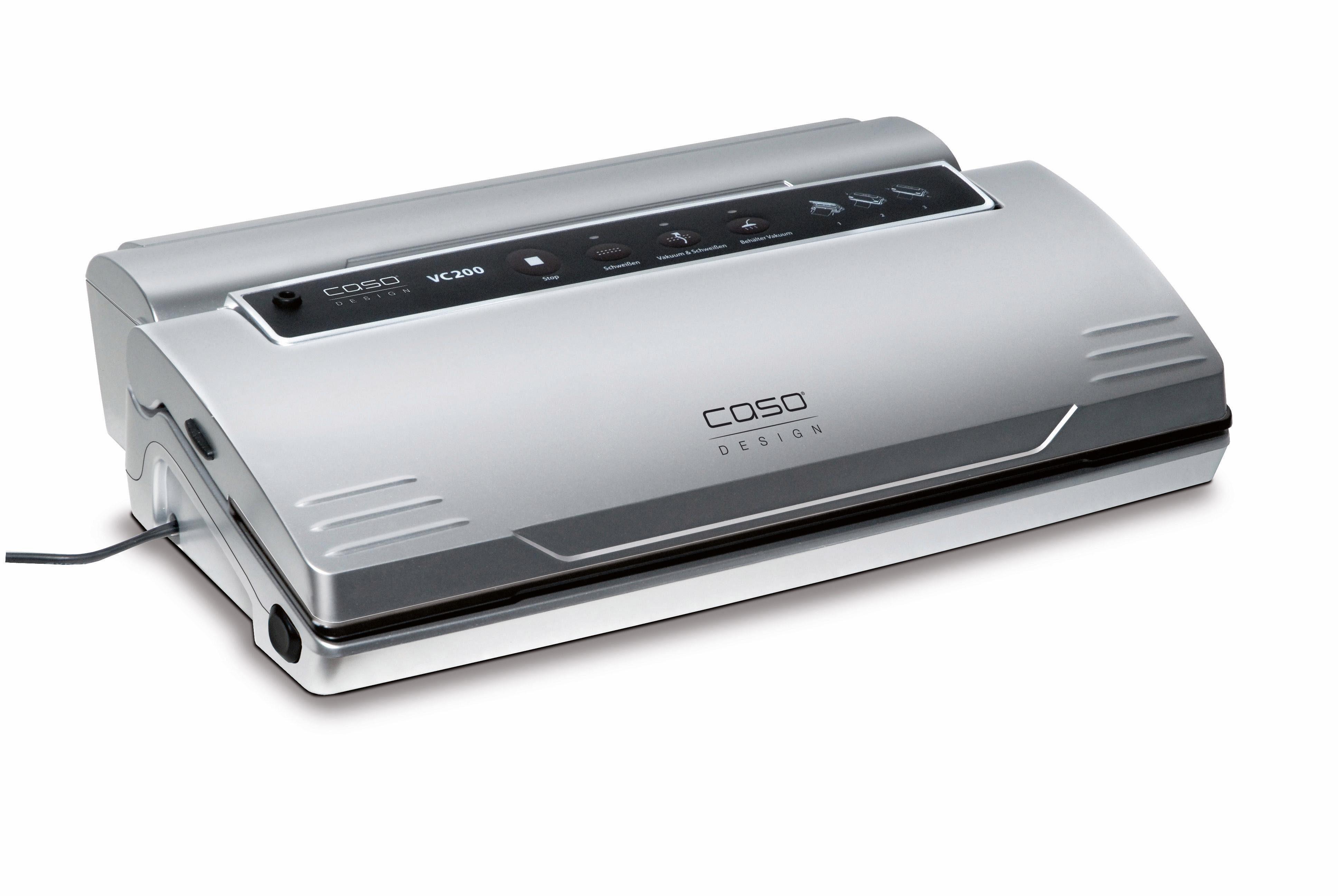 Caso Vakuumierer VC 200, Rollenbreite max. 30 cm bei beliebiger Länge