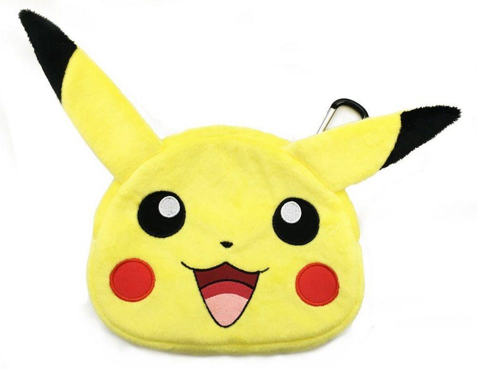 hori nintendo new 3ds zubeh r pokemon pikachu. Black Bedroom Furniture Sets. Home Design Ideas
