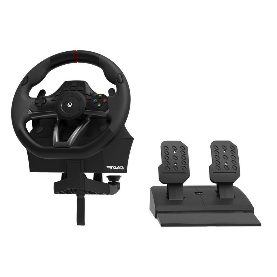 hori xbox one zubeh r racing wheel xone lenkrad over. Black Bedroom Furniture Sets. Home Design Ideas