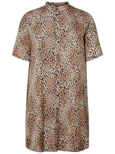 JUNAROSE Bluse Kleid