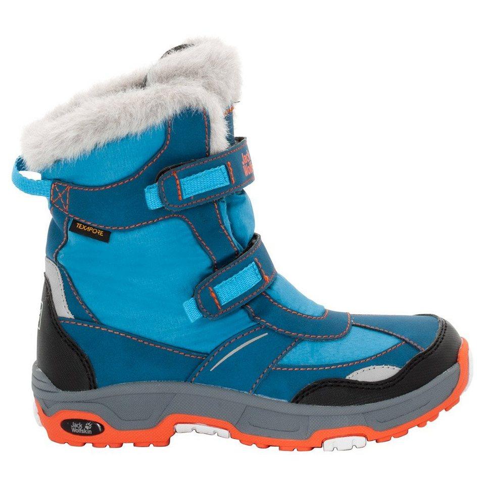 Jack Wolfskin »GIRLS SNOW FLAKE TEXAPORE« Winterstiefel online ...