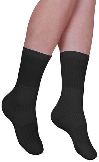 Fußgut Strümpfe »Sprungelenk Strumpf« (2-Paar) 2 Paar, wirkt wie eine Bandage