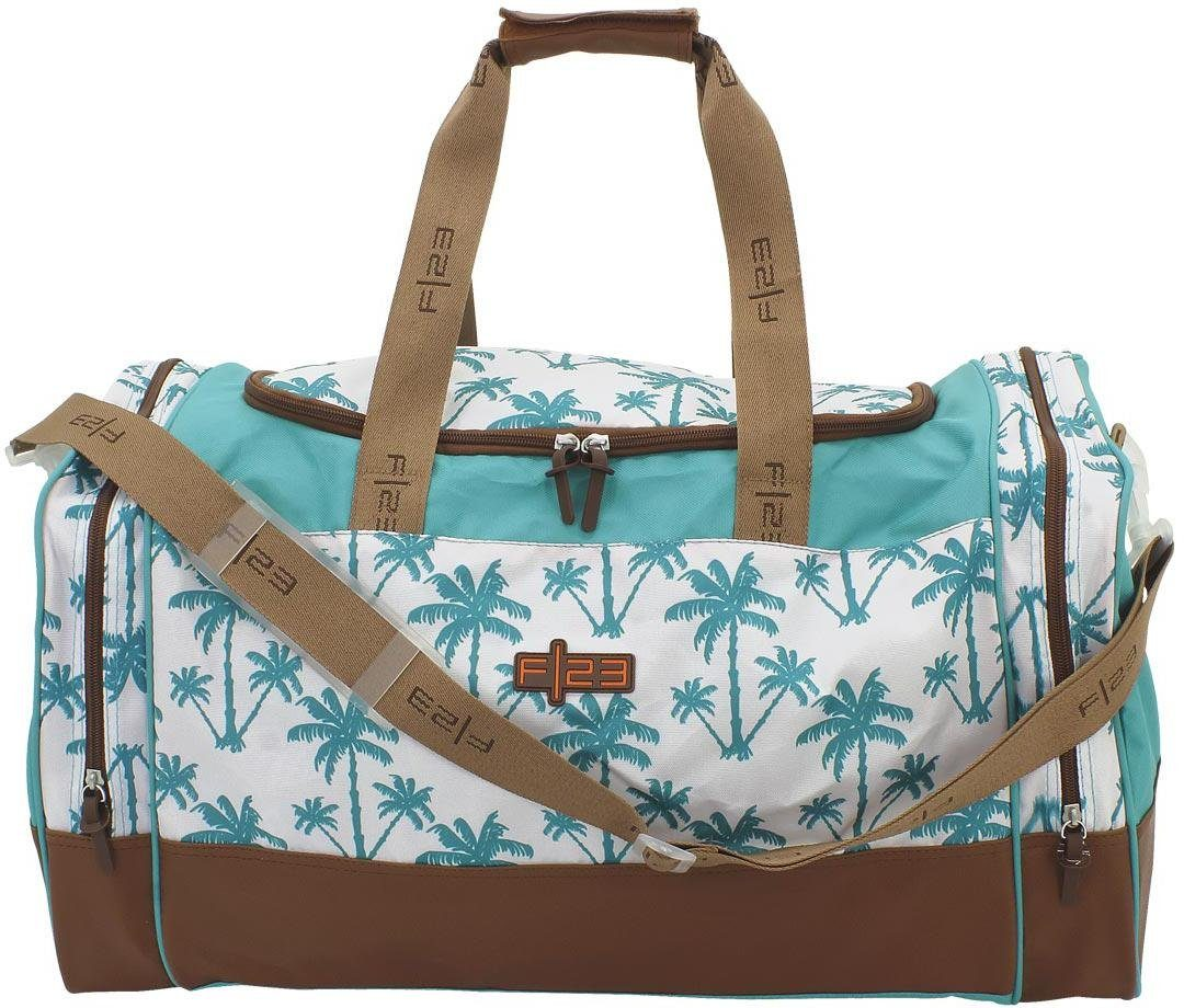 F23™ Große Reisetasche, »Palm«