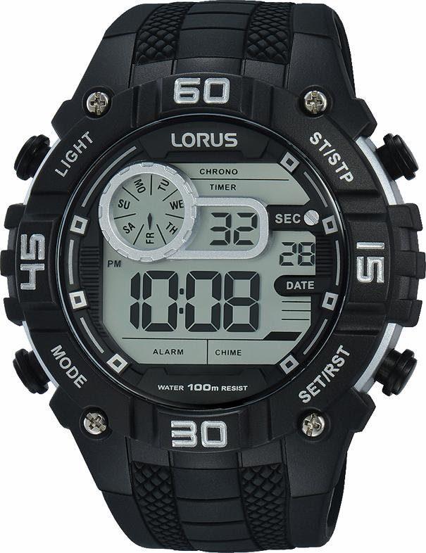 LORUS Chronograph »R2351LX9«