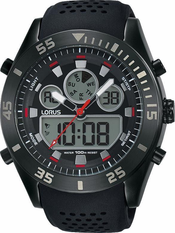 LORUS Chronograph »R2335LX9«