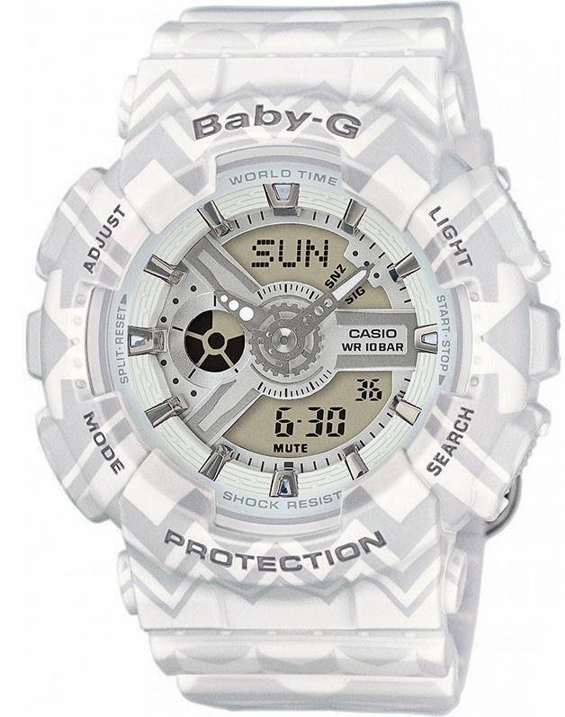 Baby-G Chronograph »BA-110TP-7AER«