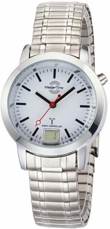 MASTER TIME Funkuhr »MTLA-10591-11M«