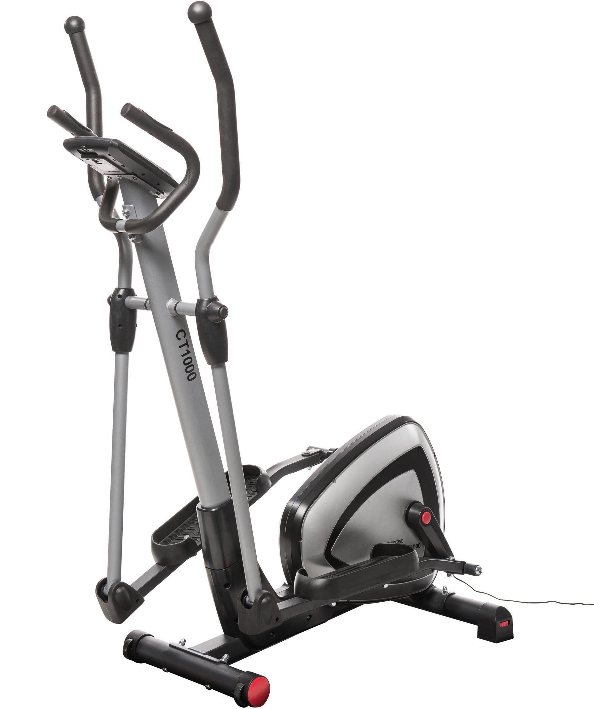 Crosstrainer CT 200 Ausdauertraining Motive Fitness by U.N.O