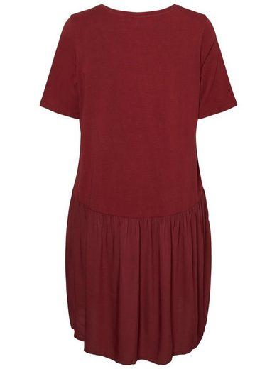 JUNAROSE 2/4-Ärmel- Kleid