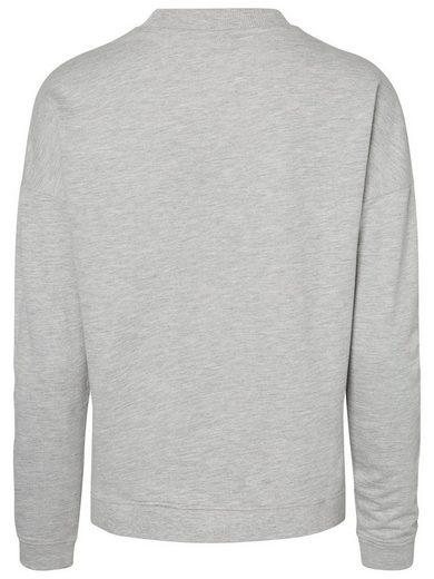 Noisy may Lässiger Sweatshirt